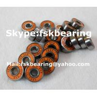 Quality C0 / C3 Hybrid Ceramic Bearings For Bicycle , High Precision for sale