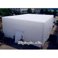20m Giant Inflatable Wedding Marquee, Inflatable Cube Tent for Exhibition and Advetisement