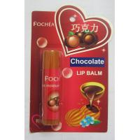 China 4g / 0.14 oz. Body Care Toiletries Moisturizing Lip Balm with Blister Card wholesale