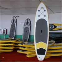 China Premium SUP Inflatable Paddle Boards For YOGA / Fitness Double Wall Design wholesale