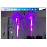 Buy cheap Inflatable Medusa Air Acaleph Multicolor Inflatable Aurelia / Inflatable Seajelly from wholesalers