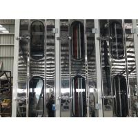 China Automatic Double Glazing Machinery , Insulating Glass Production Line 1800mm High wholesale