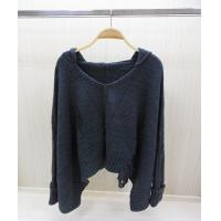 China Hooded Top Knit Womens Turtleneck Sweaters Pullover Thin Knitwear wholesale