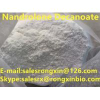 China CAS 360-70-3 White Legal Nandrolone Steroid , Nandrolone Decanoate Powder For Bulding Muscle C28H44O3 wholesale