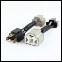 China H4 9003 HB2 Ceramic Male Female Wiring harness H4 EXTENDED CONNECTOR/PLUG/ADAPTOR/SOCKET wholesale