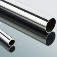 China Hot Rolled Seamless Stainless Steel Tube GB/T14976-2012 For Fluid Transport on sale