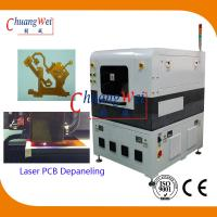 China 355 nm US UV Laser PCB Cutter Machine with High Cutting Precision ±20 μm wholesale