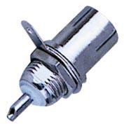 Terminal RCA Male Female Cable Connector Bulkhead Receptacle Solder Pot