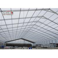 China 5000sqm Aluminum Outdoor Exhibition Tents For Outdoor Tradeshow Car Show wholesale