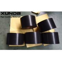 China ISO 21809 External Pipe Coating Materials Corrosion Resistant Tape Black Color wholesale