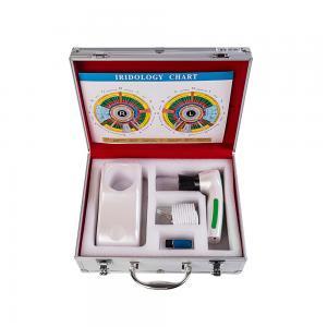 China High Definition Iriscope Iridology Camera Eye Analysis 12MP Pixels High Precision wholesale
