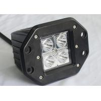 "China 3"" 16W 4 LED Cube Pods Vehicle LED Work Lights Flush Mount 4 x 4 4WD wholesale"