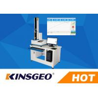 China Digital Peel Adhesion Test Equipment With 180 / 90 Degrees Peel Strength Tester With Adhesive Tape 5KN on sale
