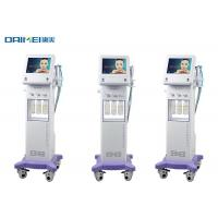 China Hydrotherapy Facial Machine Radio Frequency Skin Tightening Microdermabrasion Peeling wholesale