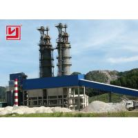 China PLC  Control Active Carbon Vertical Lime Kiln Long Using High Automation Level on sale