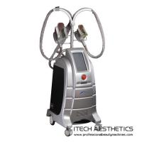 Vertical Cryolipolysis Slimming Machine 4 Handles For Body Shaping / Fat Removal