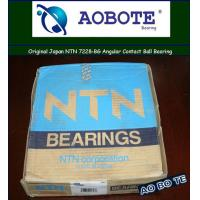 China Open 7228-BG NTN Ball Bearings with Double Row Angular Contact in Automotive wholesale