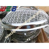China VW(Volkswagen) Stainless Steel Mesh Headlight Stone Guard Grille wholesale