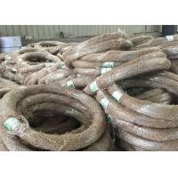 Buy cheap redrawing galvanized wire for hanger wire iron / steel / binding wire from wholesalers