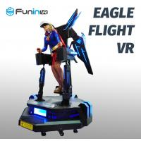China 26 Pcs Copyright Games VR Flight Simulator Special Shape SGS / SASO Certificated on sale