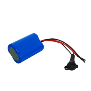 China Automatic Sensors 14.8Wh 2000mAh 7.4 V 18650 Pack wholesale