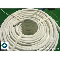 Pe insulation plastic coated refrigeration copper pipe for Best copper pipe insulation