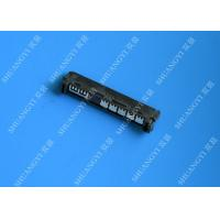 China Right Angle Wafer Wire To Board Connectors , Black Wire To Board Crimp Style Connectors wholesale