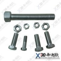 China GH2132、A286 China hardware fasteners stainless steel hex head bolt wholesale