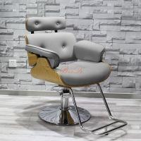 China Beiqi antique used salon chairs sales cheap hairdresser barber chair hair salon equipment wholesale