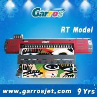 China With reasonal price!1.8m high resolution Garros eco solvent inkjet advertisement printer wholesale