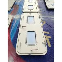 Buy cheap Marine Singe Leaf Aluminum Weathertight Door With Stainless Steel Accessories from wholesalers