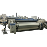 China Multi Color Fabric Weaving High Speed Air Jet Loom on sale