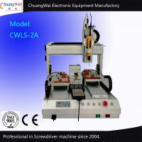 China Electronics Industry Screw Tightening Machine With Screw M2.0 - M5.0 wholesale