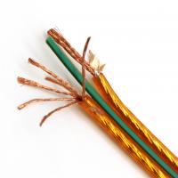 China 6 Core Strand Copper Trailing Bending Robotics Cable , Special Mixed PVC Insulation Towline Cable wholesale