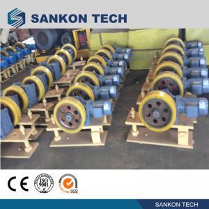 China ISO9001 Friction Wheel Block Brick Machine wholesale