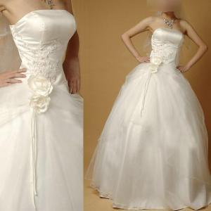 China A-Line Wedding Dress (AL-0020) wholesale