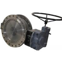 Quality Tripple Centric API609 Butterfly Valve , Electric Pneumatic Cast Steel Butterfly Valve for sale