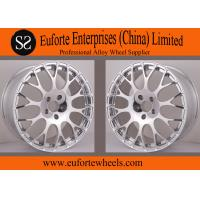 China Susha Professional Wheels Manufacturer - VIA/JWL Machined Silver 20inch Forged Rims From China Factory wholesale
