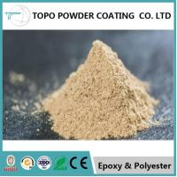 China Pigment UV Protection Powder Coating , RAL 1003 Anti Corrosion Coating For Steel wholesale