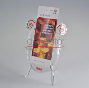 China Deflecto Acrylic Information Holder wholesale