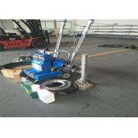 China Safe Operation PU Foam Machinery 380V 50HZ 3 Phase With Self Clean Spray Gun on sale