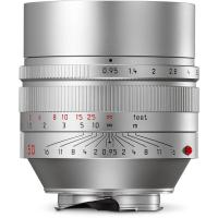 China Brand New Leica Noctilux-M 50mm F0.95 ASPH - Silver (11667) for M 240 / M9 / MM wholesale