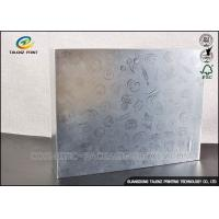 China Folding Herbal Cardboard Packing Boxes , Mask Product Cosmetic Gift Box wholesale