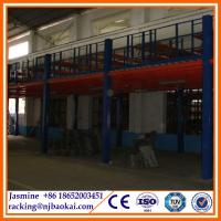Wholesale Steel Structure Mezzanine Floor Platform for Industrial Warehouse Storage from china suppliers