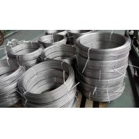 Quality ASTM A213, ASTM A269,EN10216-5 Seamless SS Pipe Stainless Coiled Tubing For Heater Tubing Line for sale