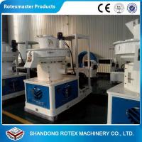 China Capacity 2.5-3.5 T / H Bamboo Sawdust Pellet Maker Machine for Rice Husk wholesale