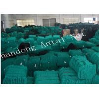 Quality Scaffold Debris Construction Safety Netting / Fence Protection Netting for Building Site for sale