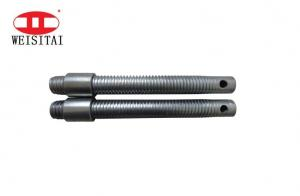 China 230KN Q235 Steel Trapezoidal Threaded Rod For Scaffolding on sale