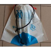 China Lovely Drawstring Plastic Bags For Children Toy And Books / Kids Gift wholesale