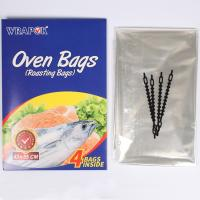 China Eco - Friendly PET Oven Cooking Bags Turkey Bread Oven Proof Bags SGS Passed wholesale